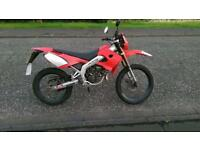 Derbi Senda 50cc supermoto
