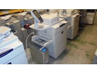 XEROX DOCUCOLOR DC 252 DC252 with EX260 RIP only 653k