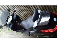 Swap for swap motorbike