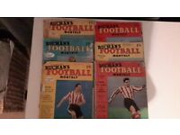 Charles Buchan's Football – Special Bundle for sale £24 – Free Postage
