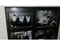 The Jam framed display vespa