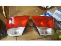 Bmw e46 rear lights