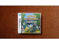 Pokémon Mystery Dungeon: Explorers of Time Nintendo DS - Complete