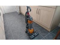 Dyson DC24 with new brush head