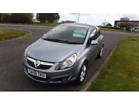 VAUXHALL CORSA 1.2 SXi,2008,Only 38,000mls,Alloys,Air Con,Full Service History,Very Clean Condition