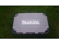 Makita Drill *CASE ONLY* Anniversary Edition