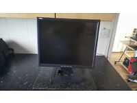 **DELL MONITOR** works but dont have a spare lead for it,