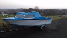 MICROPLUS 501 FISHING BOAT