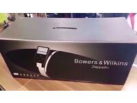 Bowers & Wilkins Zeppelin iPhone Dock Speaker (COLLECTION ONLY).