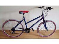 Diamondback Wildwood girls/ladies Hybrid Bike. 21 speed. (Suit: 16 yrs to Adult).