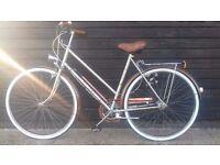 Ladies Bicycle/Bike - Vintage Triumph 1972 - Wonderful Condition - Can Deliver