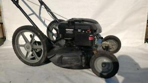 22 Inch  5.5 Hp Murray Gas Powered Push Lawn Walk Behind  lawnmowers