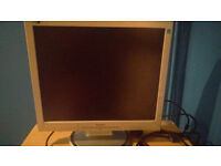 PC monitors 19inch PHILIPS