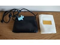 Radley small black leather cross body bag - (Items 15)
