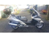 HONDA SILVER WING 600 SCOOTER