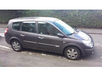Renault Grand Scenic 2.0 - 7 Seaters - Automatic - MOT until April 2017 !!!BARGAIN!!!