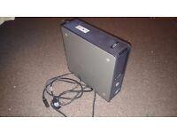Dell Optiplex GX620 small form factor PC - 3GHz processor, 1GB RAM, 40GB HDD, Windows XP