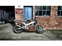 FZR1000 EXUP STREETFIGHTER ONE-OFF RUSTY