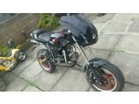 Ducati lookalike 125