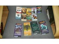 Magic the Gathering Dual decks and event decks