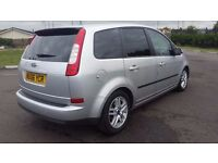 FORD C-MAX 1.6 IN CLEAN CONDITION. 1 YEAR MOT. FULL SERVICE HISTORY. ALL PREVIOUS MOT AVAILABLE