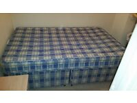 4ft Bed with Mattress