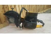 Petrol partner disc cutter slab cutter