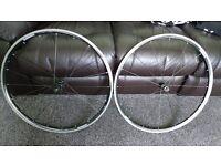 Shimano RS-10 wheels