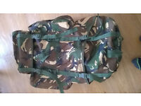 TracPac Airjet 85L, DPM Rucksack, Great for Cadets, Very Good Condition.