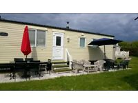 STATIC CARAVAN Atlas Moonstone 35' x 12', 6 berth static caravan (Model built 2009/10)