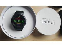 Samsung Gear S2 Sport SM-R720 Dark Grey Smartwatch