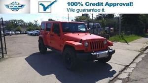 2013 Jeep WRANGLER UNLIMITED Sahara 4X4 Custom!! Low Monthly Pay