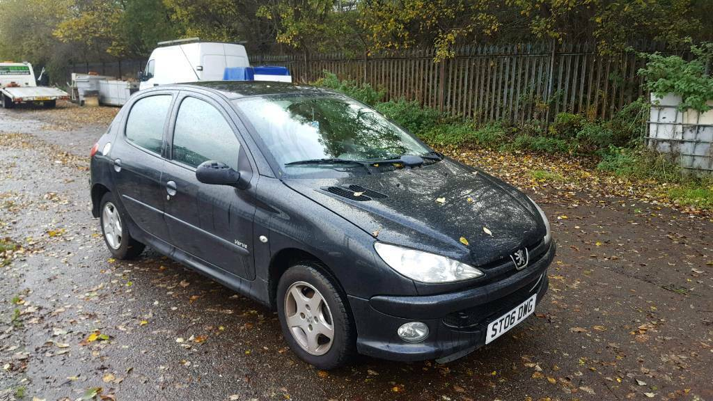 2006 Peugeot 206 petrol spares or repair