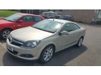 VAUXAL ASTRA CONVERTIBLE TWIN TOP