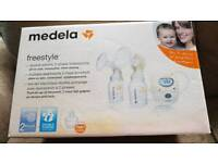 Medela electric double breast pump