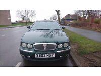 Rover 75 1.8 club SE 2003