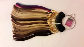 Flip In Hair Extensions Colour Ring Human Hair