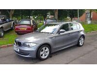 2010 BMW 118D SE 5Dr HATCHBACK 2.0L DIESEL++1 OWNER++ONLY £30 TAX!++[START/STOP]++AUTO LIGHTS++
