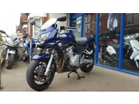 SUZUKI BANDIT S 1250 ABS BLUE, super clean super low mileage at 4130 and now reduced from *£3895*