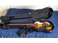 Hofner Ignition Violin Bass Guitar - Sunburst (McCartney Bass Guitar)