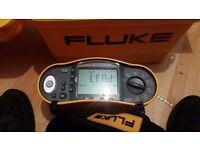 fluke multimeter 1652c