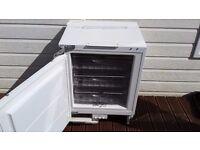 Built in freezer