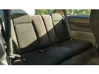 Honda Integra DC2 Rear Seats on EJ9 EK3 EK4 EK9 Facelift Bench
