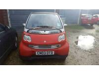 Smart for two Spares or Repair