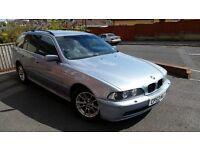 BMW 530d Touring Auto e39