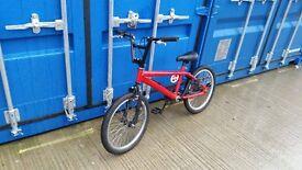 BMX Stunt Bike - Good condition / Perfect working order