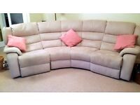 Electric Sofa Double Recliner