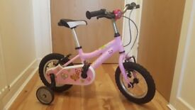 Ridgeback Minny girls bike - would suit 3-5 year old