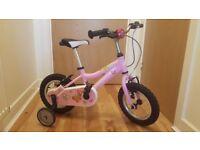 Ridgeback Minny girls bike - would suit 3-5 year old