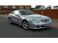 2007 Mercedes Benz SL Class 3.5 SL350 7G-tronic++Full Service History+Low Miles+Pristine condition